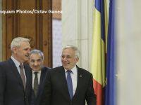 Concluziile întâlnirii Dăncilă-Isărescu-Dragnea: Inflația, generată de factori externi, care nu țin nici de BNR, nici de Guvern
