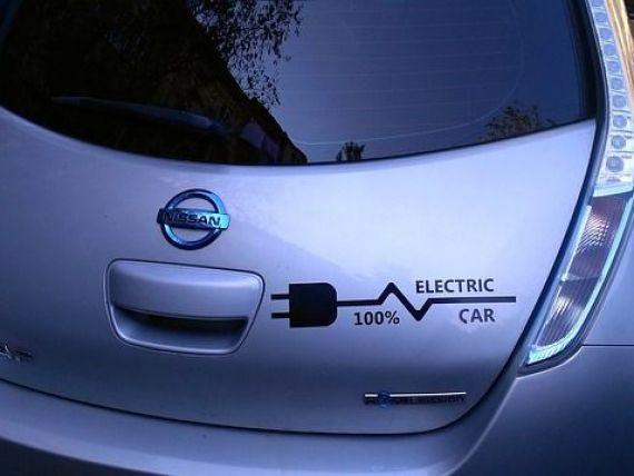Cel mai bine vândut automobil electric, disponibil în România. Cu ce prețuri se vinde noul Nissan Leaf. Livrările încep în iunie
