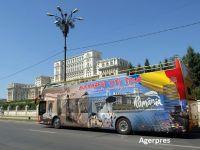 RATB reintroduce, de vineri, linia turistică Bucharest City Tour