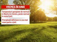 Meteorologii anunță o vară secetoasă, cu multe anomalii și recorduri zilnice de căldură. Prognoza pe trei luni