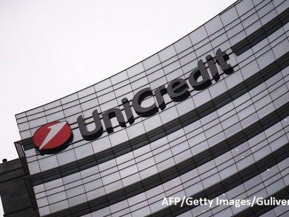 Financial Times: Grupul italian UniCredit analizează o posibilă fuziune cu rivalul francez Societe Generale