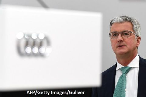 Șeful Audi, reținut în scandalul Dieselgate