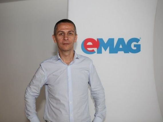 eMAG și-a planificat investiţii de peste 120 milioane euro în acest an şi estimează că va ajunge pe profit în doi ani
