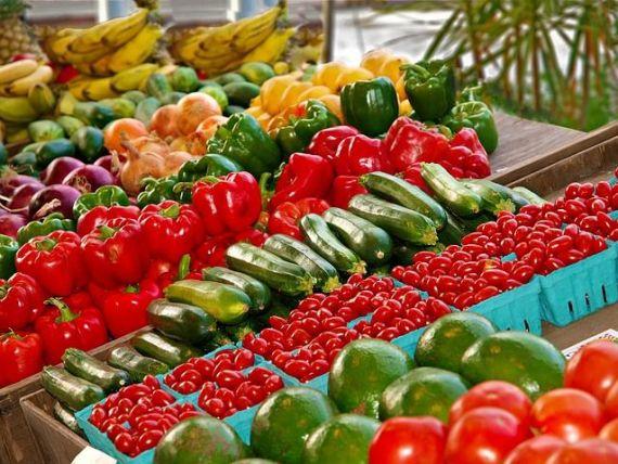 România are cele mai mici prețuri la alimente din UE, la jumătate față de media europeană. Care sunt cele mai scumpe țări