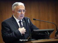 Isărescu:  După datele pe care le avem, sistemul bancar românesc a trecut din poziţia de creditor în cea de debitor. Creditarea a depășit creșterea economică