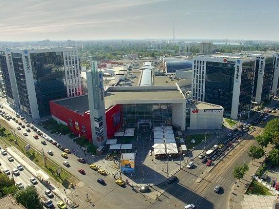 AFI Europe Romania a cumpărat un teren de 43.000 metri pătraţi cu 23 de milioane de euro, lângă mall-ul pe care îl are în București