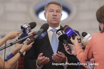 """Președintele Iohannis îi cere demisia lui Tudorel Toader, după opinia Comisiei de la Veneția: """"Și-a compromis credibilitatea"""""""