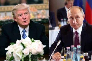 Întâlnire Trump - Putin, la Helsinki.  Avem multe de discutat - comerţ, rachete, China