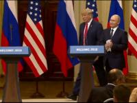 Donald Trump, criticat dur pentru comportamentul de la summitul cu Putin: bdquo;Cea mai jenantă prestație