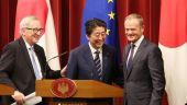 UE și Japonia încheie cel mai mare parteneriat economic negociat vreodată, pe fondul războiului comercial mondial declanșat de Donald Trump