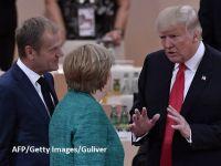 Încă o bătălie în războiul comercial dintre Europa și SUA. Trump vrea să impună restricții pentru mașinile europene. Ce produse va suprataxa UE, în replică