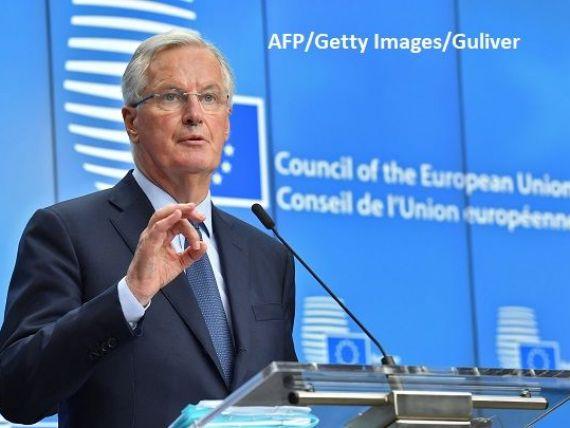 Negociatorul-şef al CE pentru Brexit:  Am convenit deja asupra a 80% din Acordul de retragere. Dar 80% nu înseamnă 100%.  Irlanda de Nord, Gibraltar și whisky-ul scoţian, între cele mai disputate subiecte