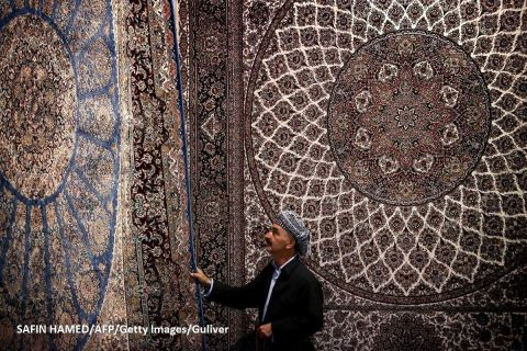 Sancțiunile economice americane omoară o industrie cu o tradiție de mii de ani în Iran. Cel mai cunoscut produs exportat de urmașii pesanilor, în pericol