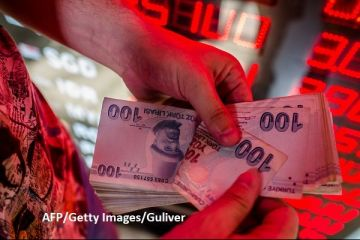 Cea mai bogată țară din lume sare în ajutorul Turciei cu 15 mld. dolari. Lira se apreciază masiv
