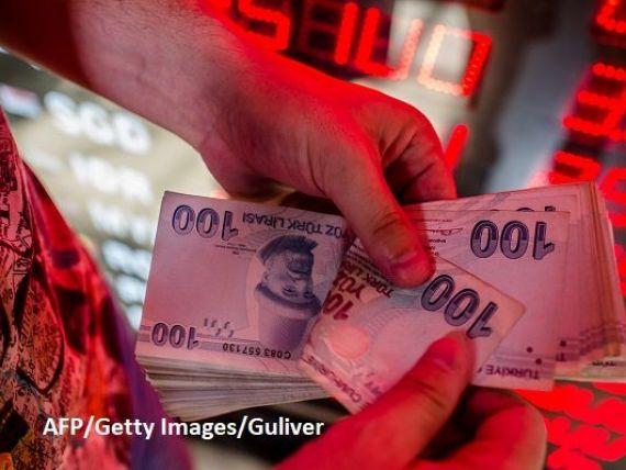 Donald Trump destabilizează Moscova și Ankara. Rubla și lira turcească se prăbușesc la minime istorice, după ce SUA au anunțat noi sancțiuni împotriva celor două țări