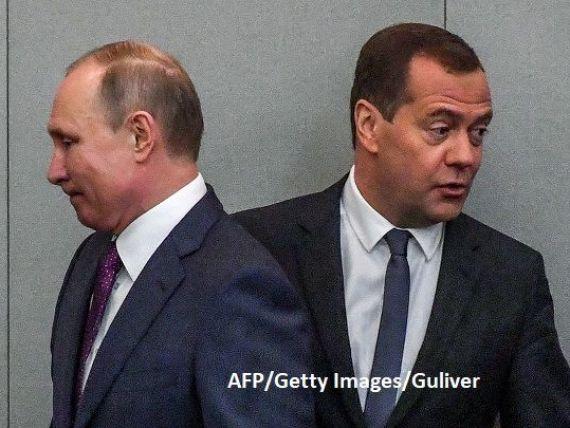 Rusia vede noile sancțiuni americane ca pe o  declarație de război economic . Medvedev:  Vom reacționa la acest război