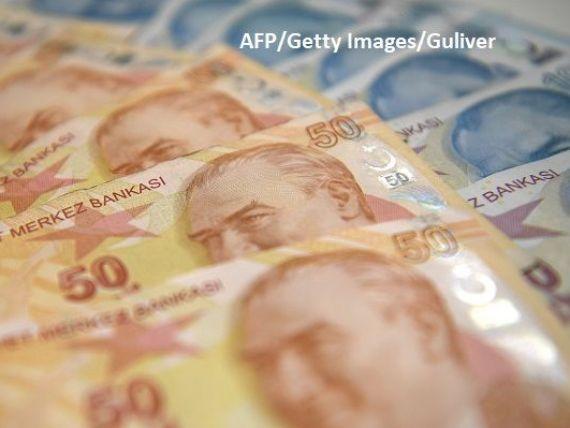 Ce se întâmplă în cazul prăbușirii lirei turcești cu 40%. Unul dintre cei mai mari investitori internaţionali în Turcia a făcut teste interne