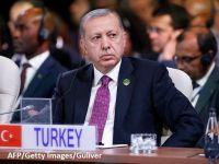 """Riposta lui Erdogan la """"atacurile"""" americane. Turcia dublează tarifele la importurile de mașini, alcool, tutun și alte produse din SUA"""