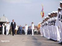 Ziua Marinei 2018. Klaus și Carmen Iohannis participă la cel mai mare spectacol naval al anului