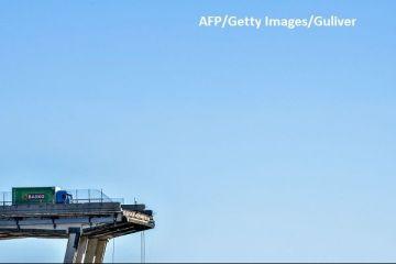 De ce s-a prăbușit viaductul din Genova. Experți:  Un eşec al ingineriei. În 30 de ani, a necesitat continuu lucrări de întreţinere