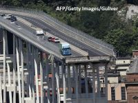 Reacții după tragedia de la Genova. Bulgarii vor să renoveze toate podurile din țară. În România, CNAIR spune că podurile nu sunt în pericol să se prăbuşească