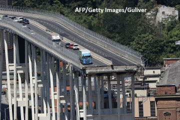 Bulgaria vrea să renoveze toate podurile din țară, după tragedia de la Genova