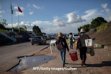 După valul imigraționist din Siria, Europa se confruntă cu alți refugiați, care vin de dincolo de Ocean