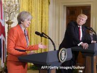 După ce a declarat război comercial întregii lumi, Trump face o mișcare surpriză. Ce planuri are după Brexit