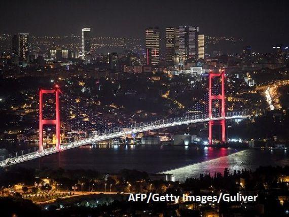 Criza din Turcia se acutizează: băncile încep să aibă probleme de finanțare. Moody rsquo;s retrogradează 20 de instituții financiare