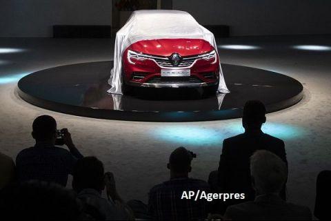 Renault a prezentat noul crossover Arkana, la Moscova. SUV-ul va fi produs, alături de Duster și Captur, în Rusia