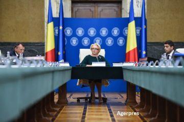 Guvernul se reunește vineri într-o nouă ședință, dar fără proiectul de buget pe ordinea de zi