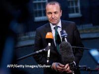 Conservatorul german Manfred Weber și-a anunţat candidatura la șefia CE