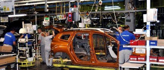România, între țările din UE cu cei mai mulți angajați în industria auto. Salariile, printre cele mai mici din regiune