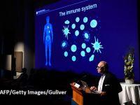 Un american și un japonez au câștigat Premiul Nobel pentru Medicină, cu o terapie împotriva cancerului