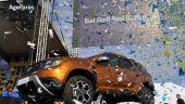 O nouă premieră pentru Dacia, la Salonul de la Paris: Duster cu motor de 150 CP și sistem de navigație Media Nav Evolution