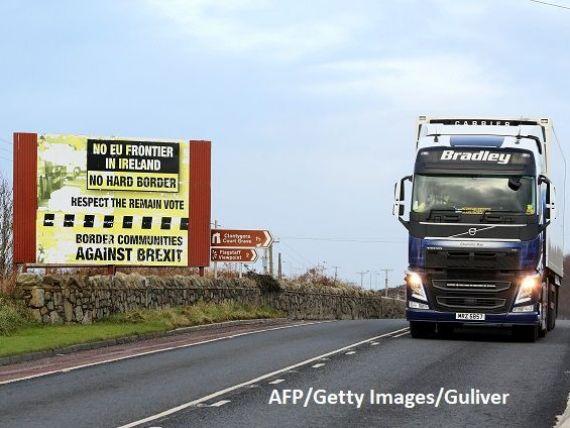 Compromis pe frontiera cu Irlanda. Soluția propusă de Londra pentru a evita scindarea Regatului, după Brexit