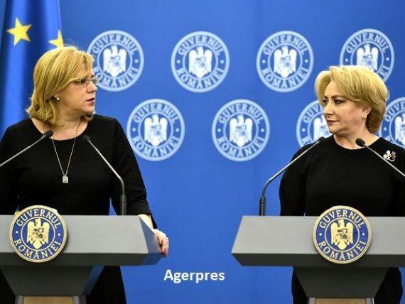 Corina Crețu se roagă de Dăncilă, din nou, să ia banii europeni pentru spitalele regionale