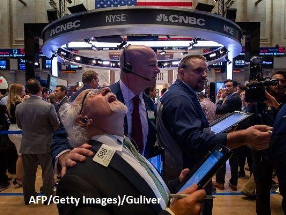 Scăderea de joi a burselor este o corecție care ar putea să aibă și alte replici. Analist:  Nu sunt motive pentru a vedea scăderi prelungite şi extrem de puternice