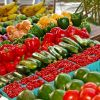 România a importat legume şi fructe de 783 mil. euro în primul semestru. Valoarea exporturilor, de zece ori mai mică