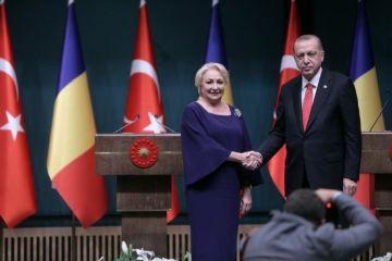 De ce s-a dus delegația condusă de Viorica Dăncilă la Ankara. Ce vor să facă turcii în România