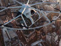 Taxiul aerian Volocopter a intrat în teste. În ce orașe poate fi văzută mașina zburătoare și când se va comercializa
