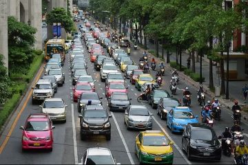 Bucureşti, al treilea oraş din lume şi primul din Europa la blocaje în trafic