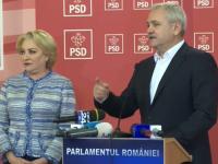 Dragnea: Temele României sunt altele, nu MCV-ul. E obsesia lui Iohannis ca acest guvern să pice
