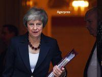 Theresa May demisionează, vineri, din funcția de lider al Conservatorilor și din cea de premier, din cauza eșecului privind Brexitul