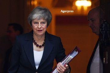 Premierul Theresa May a amânat votul crucial din Parlament pe Brexit, prevăzut pentru marți
