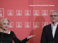 Dăncilă și Dragnea schimbă opt miniștri. Paul Stănescu pleacă de la Dezvoltare, Olguța Vasilescu vine la Transporturi, Niculae Bădălău preia Economia