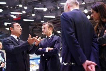Ce se întâmplă la Renault, după arestarea lui Carlos Ghosn. Decizia statului francez