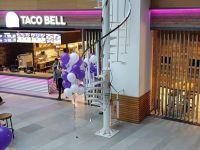 Al patrulea restaurant Taco Bell din București, inaugurat miercuri, după o investiție de 450.000 euro