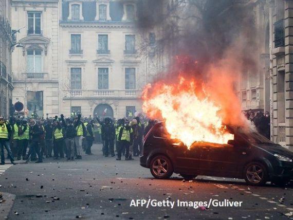 Marile economii ale Europei devin o problemă pentru zona euro. Starea de urgență din Franța și măsurile populiste in Italia duc deficitele peste 3%