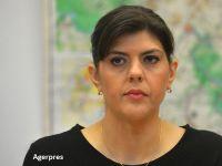 Laura Codruța Kovesi a făcut plângere la CEDO:  Doresc stoparea îngenuncherii procurorilor